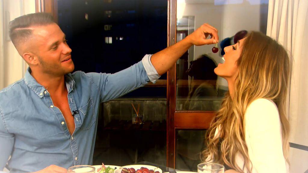 La romántica cita entre Fabio y Bienve iba sobre ruedas hasta que se fueron las cámaras