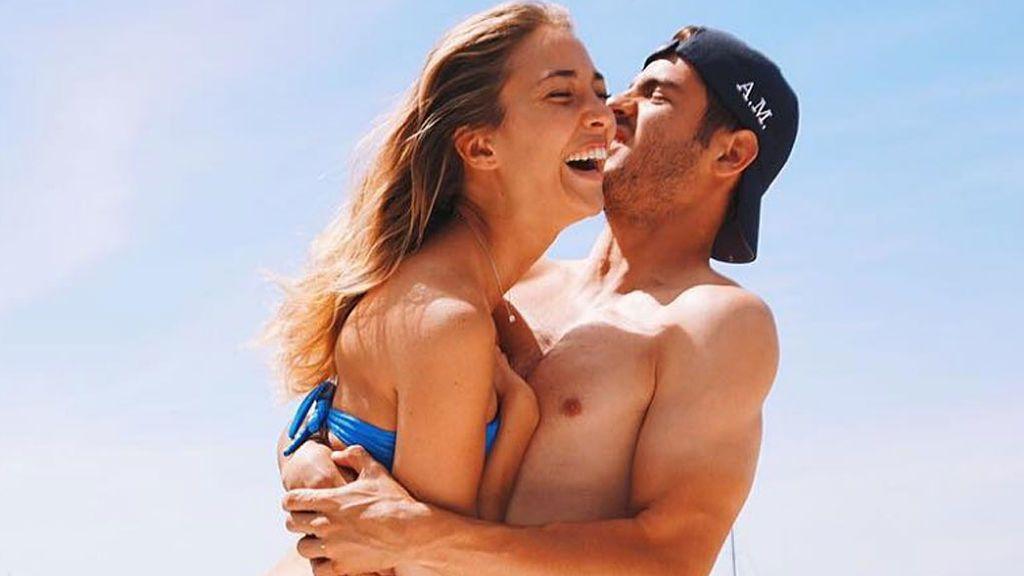 La declaración pública de amor de Álvaro Morata a su novia… ¡Un día antes de la boda!