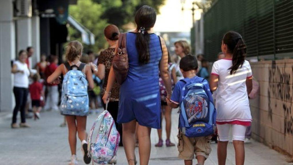 colegios niños