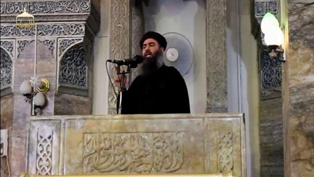Rusia investiga si el líder de Estado Islámico murió en mayo en uno de sus ataques en Raqqa