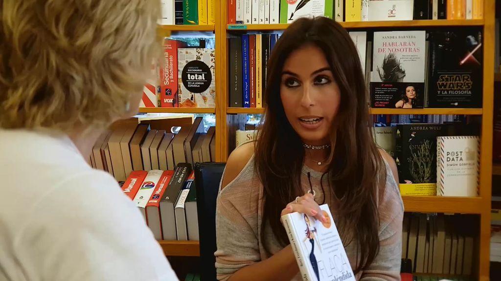 """Indhira, de 'GH 11', propone un libro sobre el veganismo: """"Encaja con mi nuevo estilo de vida"""""""