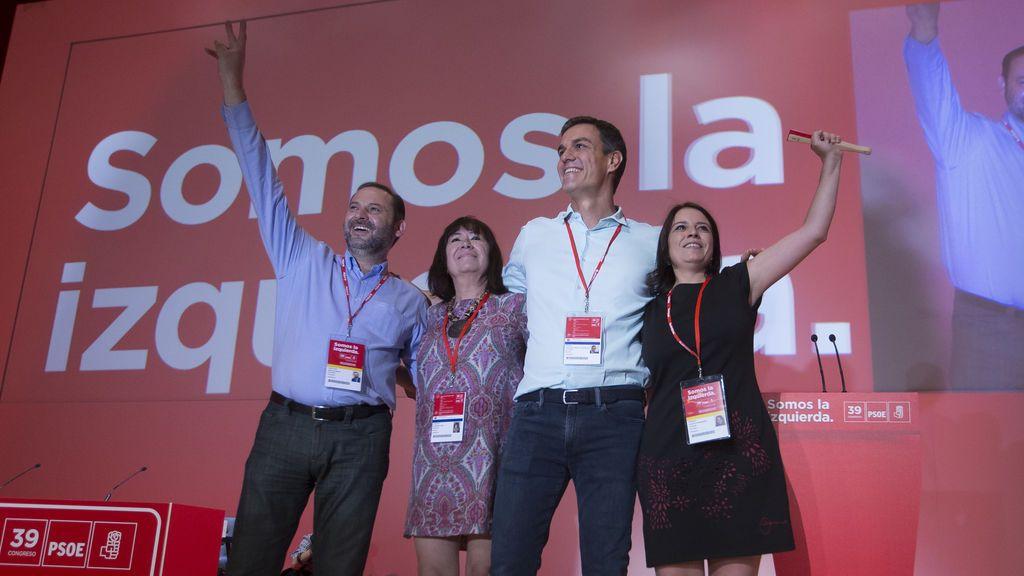 Las imágenes del 39 Congreso Federal del PSOE