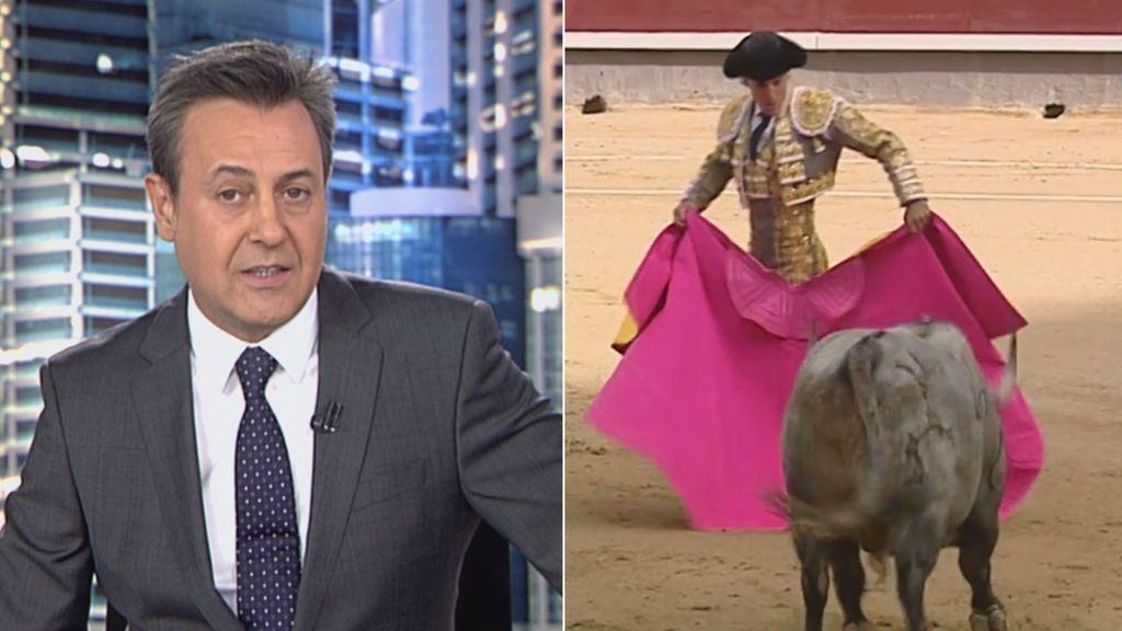 Así ha informado José Ribagorda del fallecimiento de Iván Fandiño