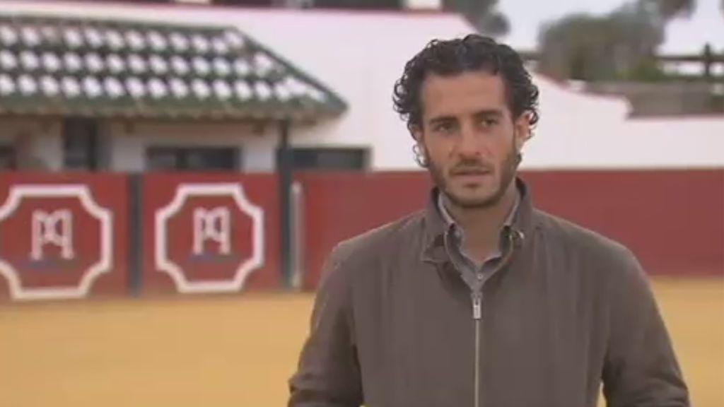 """Iván Fandiño, ejemplo de superación: """"Intento no conformarme con lo que voy haciendo"""""""
