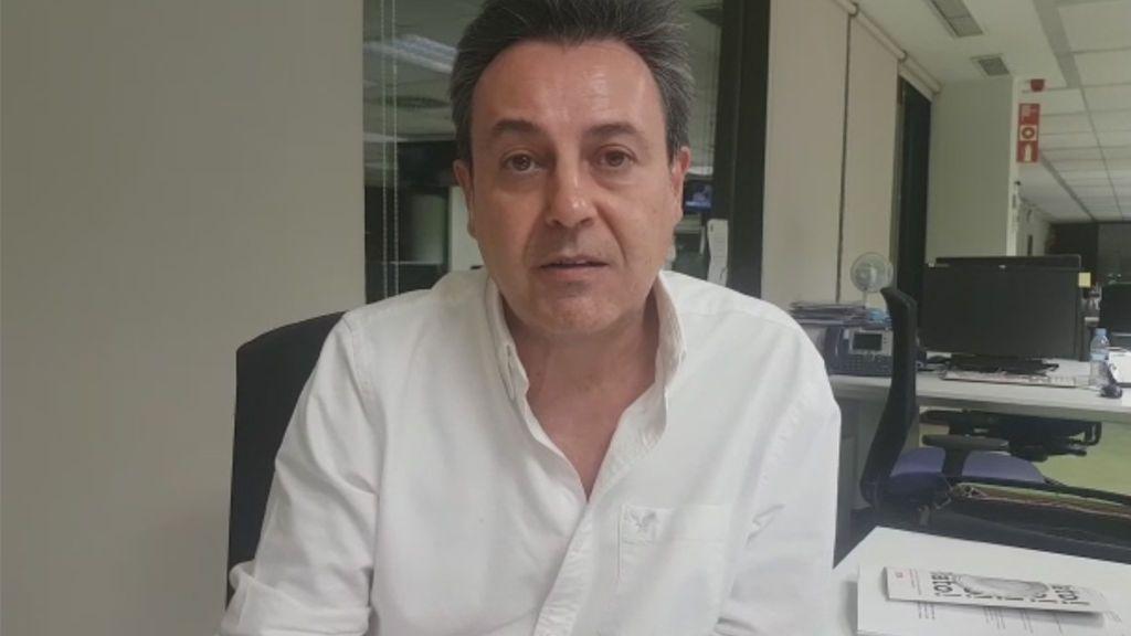"""Emotivo adiós de José Ribagorda a Iván Fandiño: """"Torero grande, con mucho arrojo, torero muy valiente"""""""