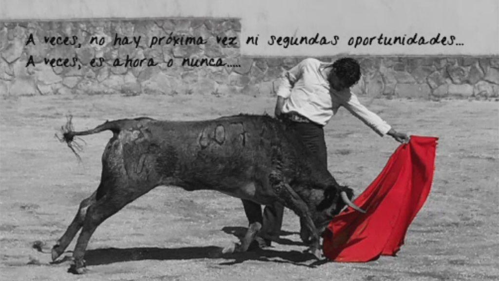 """Iván Fandiño: """"Mi profesión es mi vida y estoy dispuesto a entregarme en cuerpo y alma"""""""