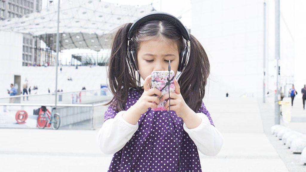 Un estudio revela que las tablets afectan al desarrollo del habla de los niños