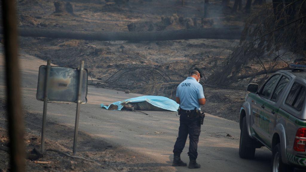 El incendio de Portugal en imágenes