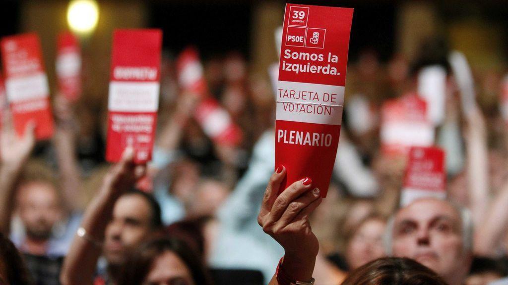 Arrancan las votaciones para elegir la nueva dirección socialista de Sánchez