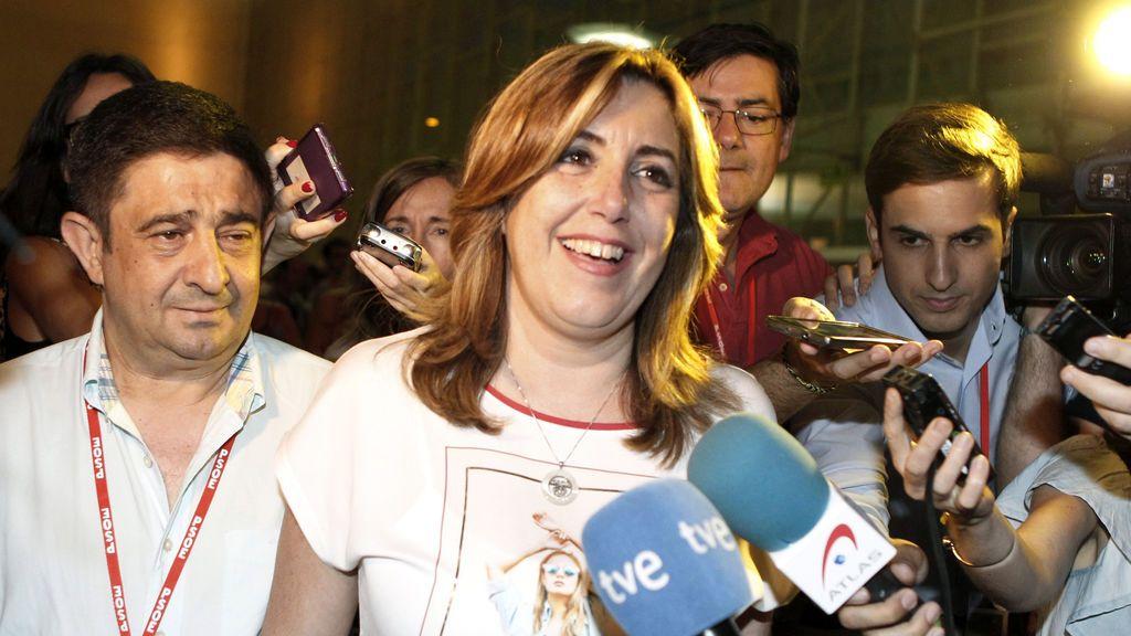La nueva Ejecutiva del PSOE contará con ocho andaluces, ninguno afín a Susana Díaz