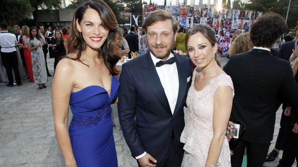 Fabiola Martínez, Juan Peña y Sonia González
