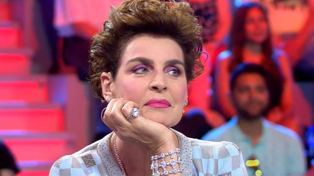 """Antonia Dell'Atte, a Ana Obregón: """"Me hubiera gustado que te casaras con Lecquio"""""""