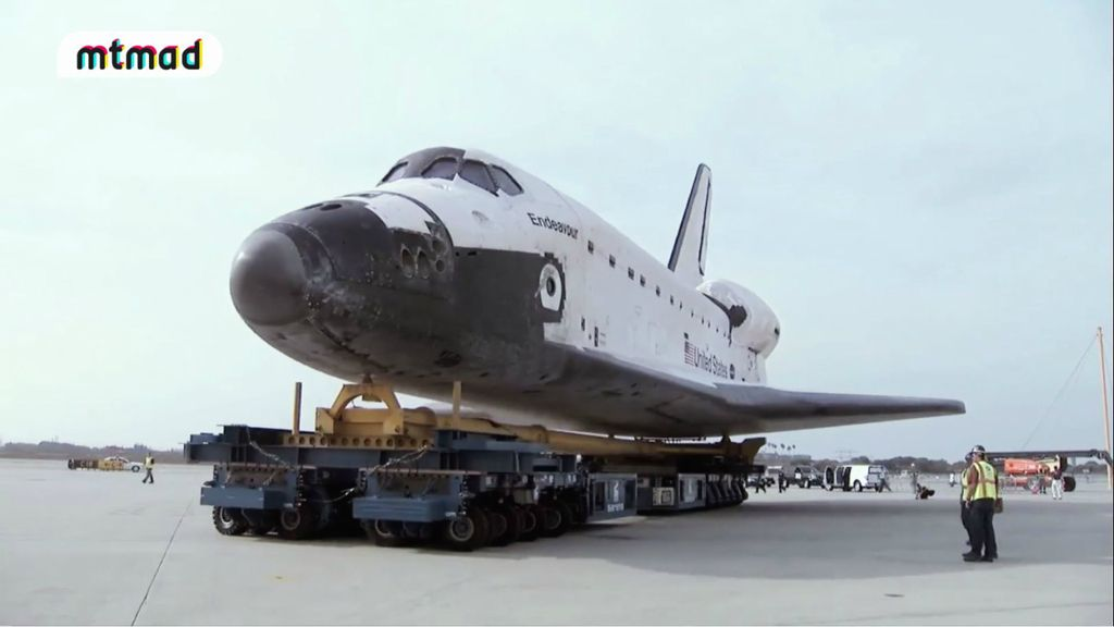 Un viaje al espacio: California Science Center
