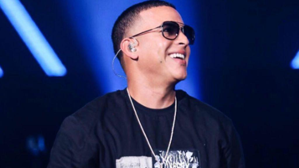 Daddy Yankee visita este martes 'despacito' a 'Dani & Flo'