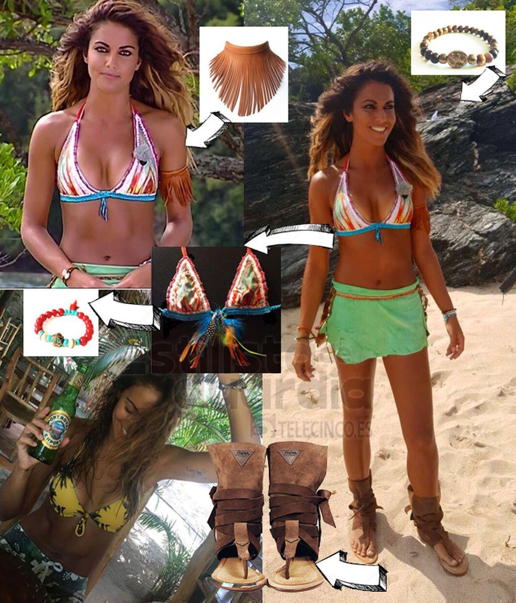 Y I Álvarez Bikinisparte Lara Sus QdCshoxtrB