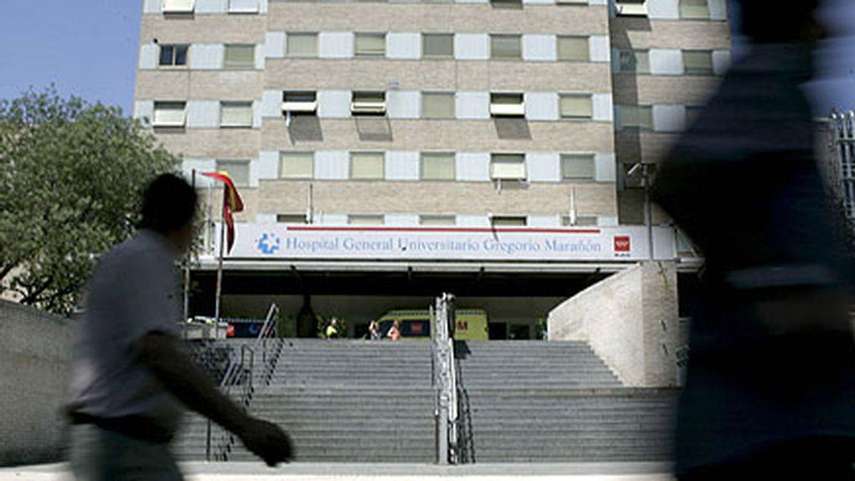 El hospital Gregorio Marañón