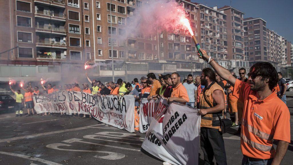 "De la Serna dice que la huelga de la estiba ""ya se ha cobrado empleos"""