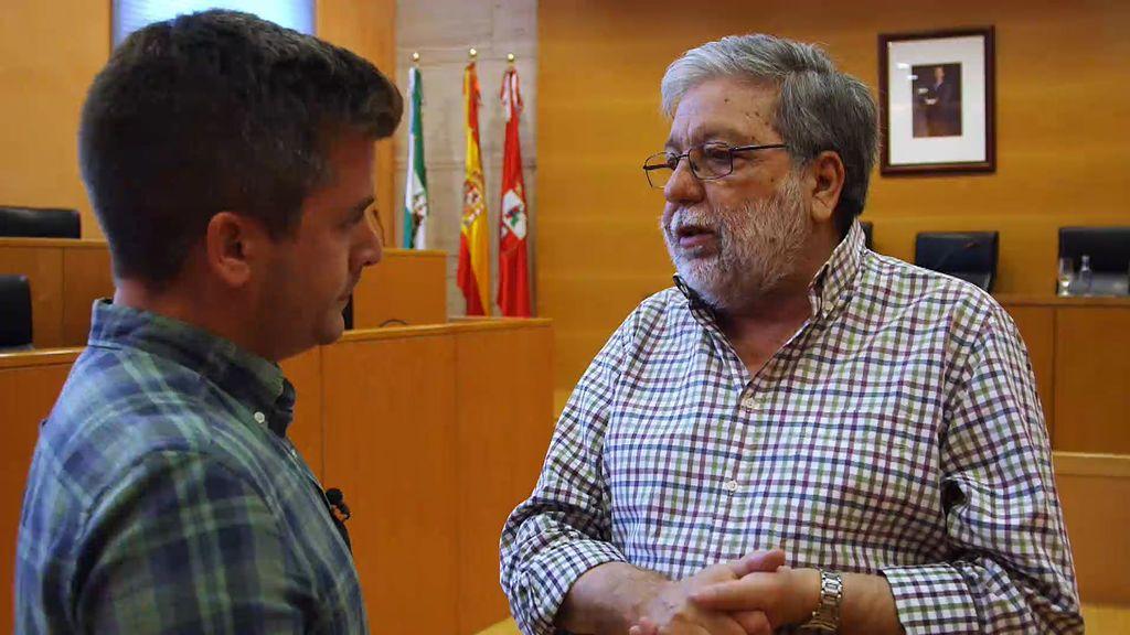 """El alcalde de Dos Hermanas niega el conflicto vecinal: """"Para solucionar un problema, debe existir"""""""