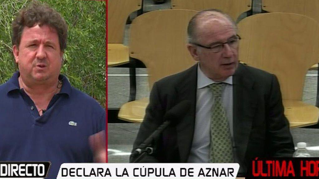 """J.L. Peñas: """"Las 'black' le han entorpecido el cerebro al señor Rato"""""""