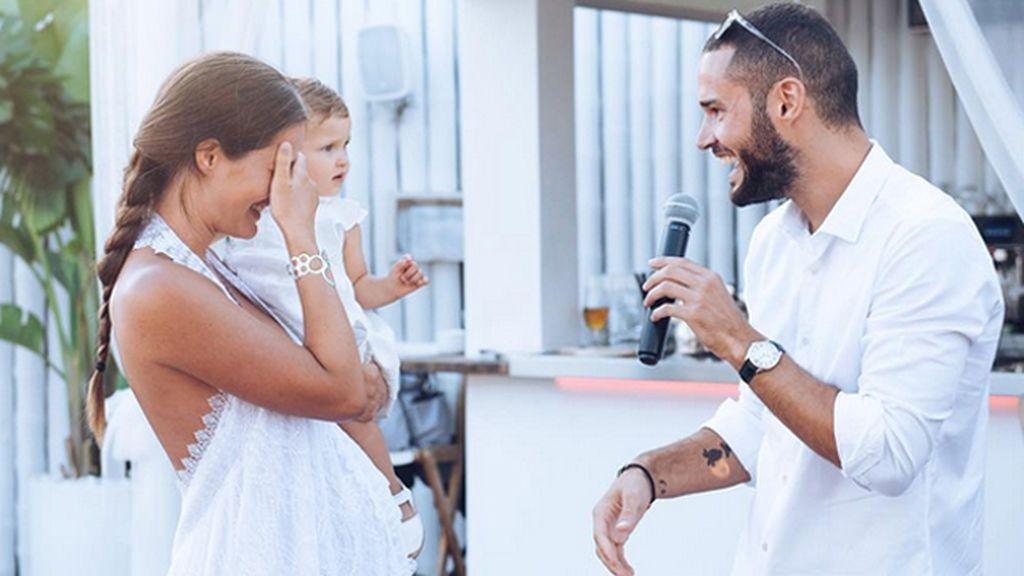Malena Costa boda