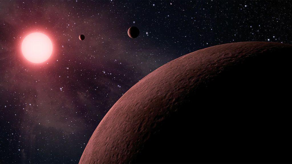 NASA KEPLER EXOPLANETAS