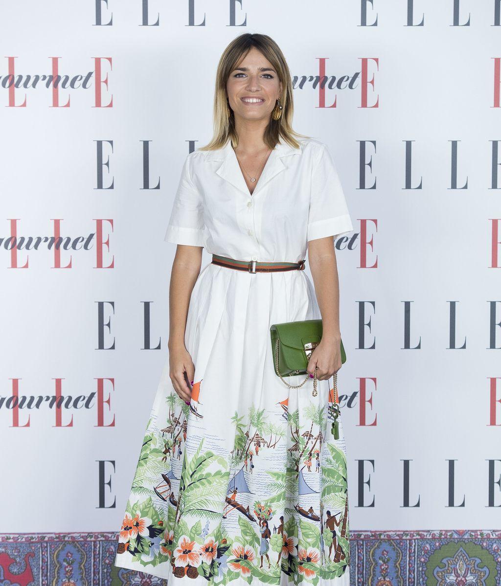 Las amiguísimas, Sara Carbonero e Isabel Jiménez, y Eva González en los premios Elle Gourmet