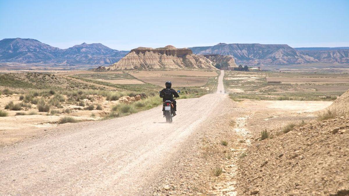 """""""Creo que mi mujer se ha caído de la moto, la he perdido durante el camino"""""""