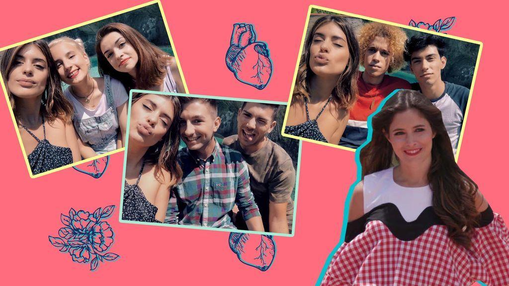 ¡Arrancan los retos de pareja con Dulceida y Paula Loves, la ganadora de 'Quiero Ser'!