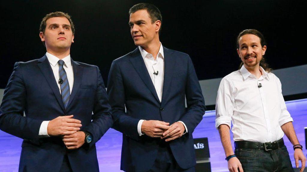 Sánchez se reunirá por separado con Iglesias y Rivera la semana que viene en el Congreso