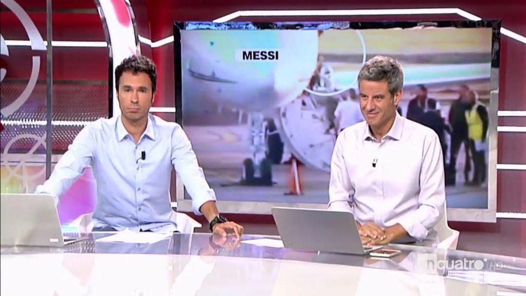 El Barça y Messi ya pasaron por la misma crisis que el Real Madrid y Cristiano