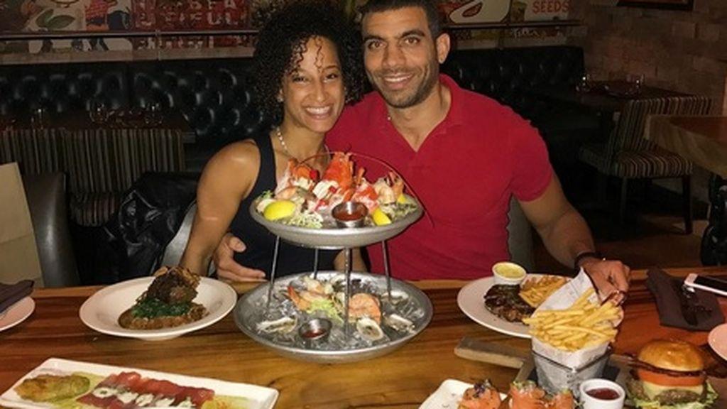 Así consigue esta pareja mantenerse en forma con sólo un atracón de calorías al día