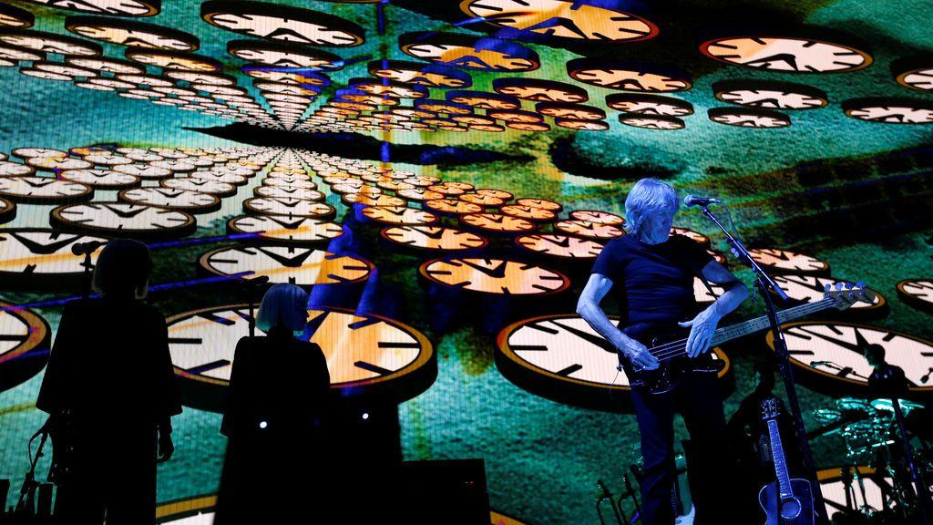 Roger Waters, en concierto