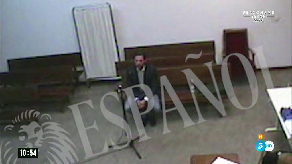 """Antonio David, en su declaración ante el juez:""""No tengo medios para mantener a mis tres hijos"""""""