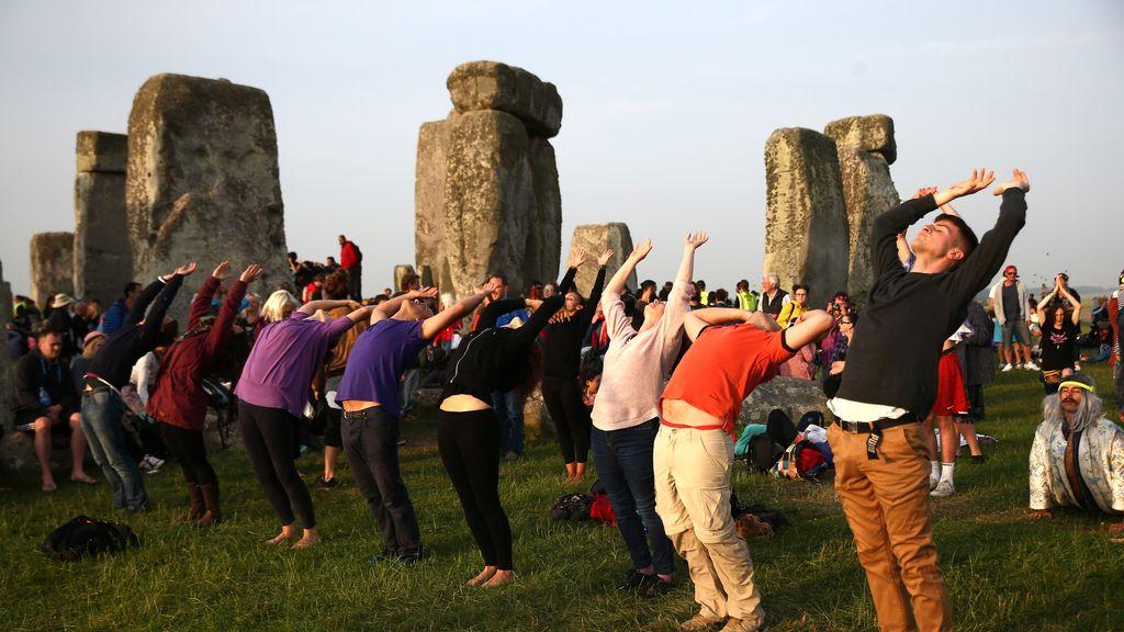 Stonehenge es para muchos un sitio de veneración