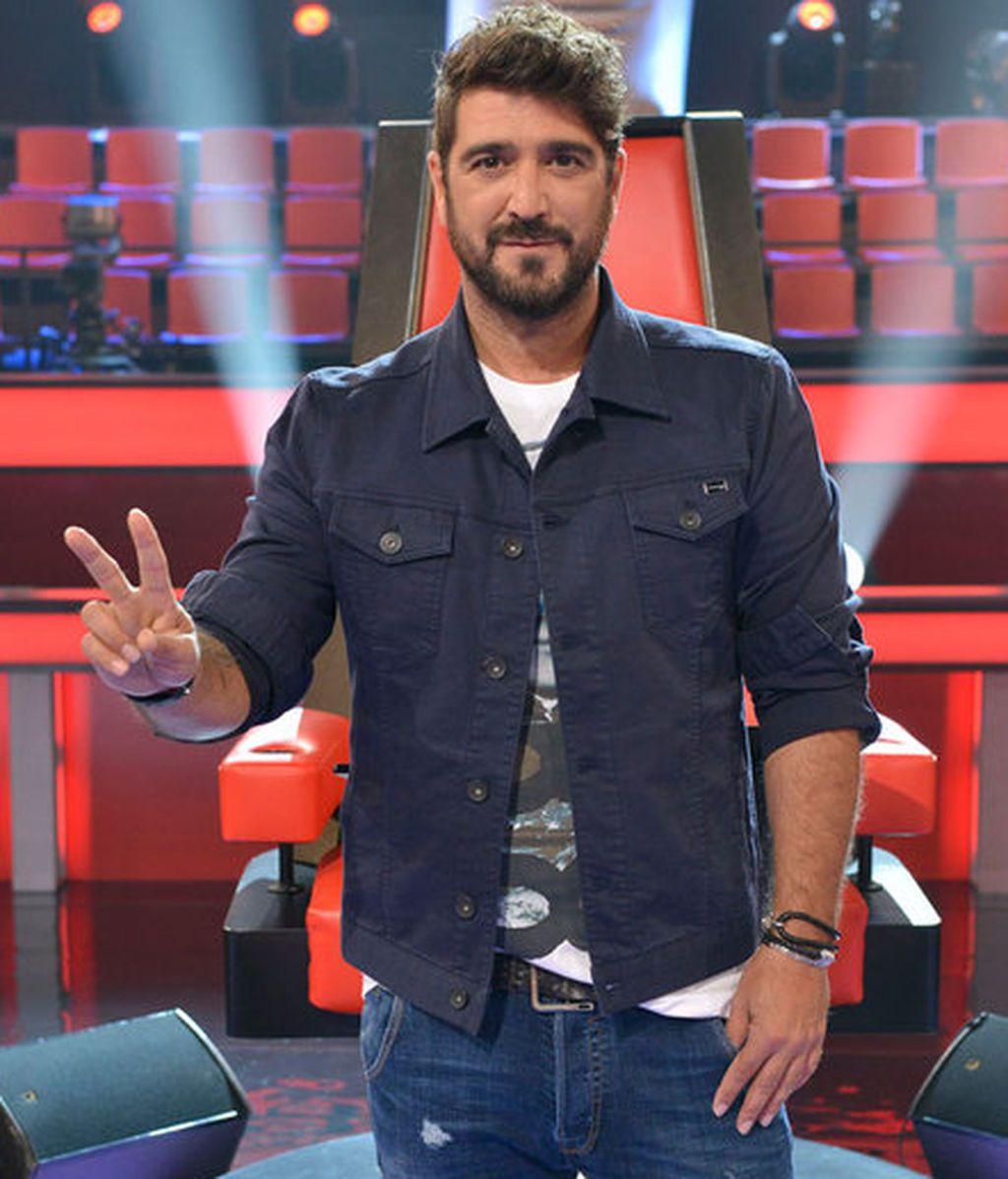 Antonio Orozco le rinde homenaje a su amigo Xavi