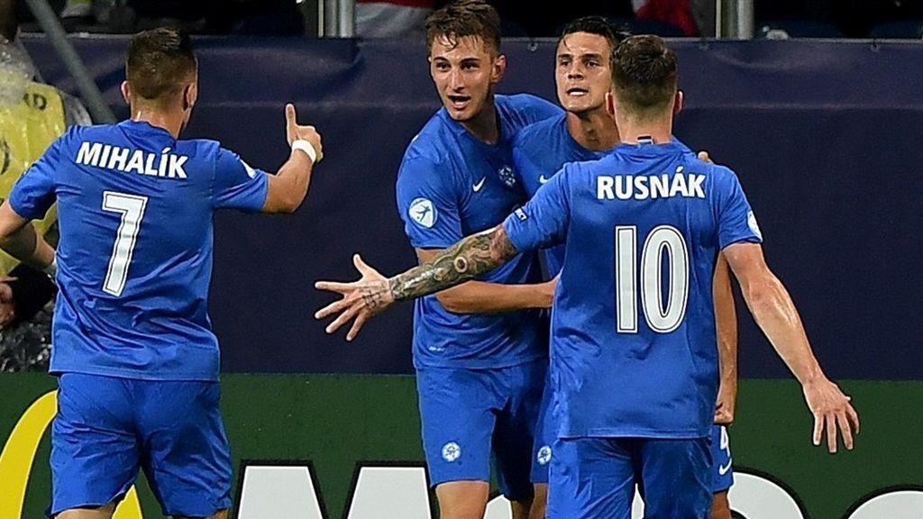 Eslovaquia – Suecia, este jueves en exclusiva en Mitele.es y la App de Mediaset Sport a las 20:45 horas