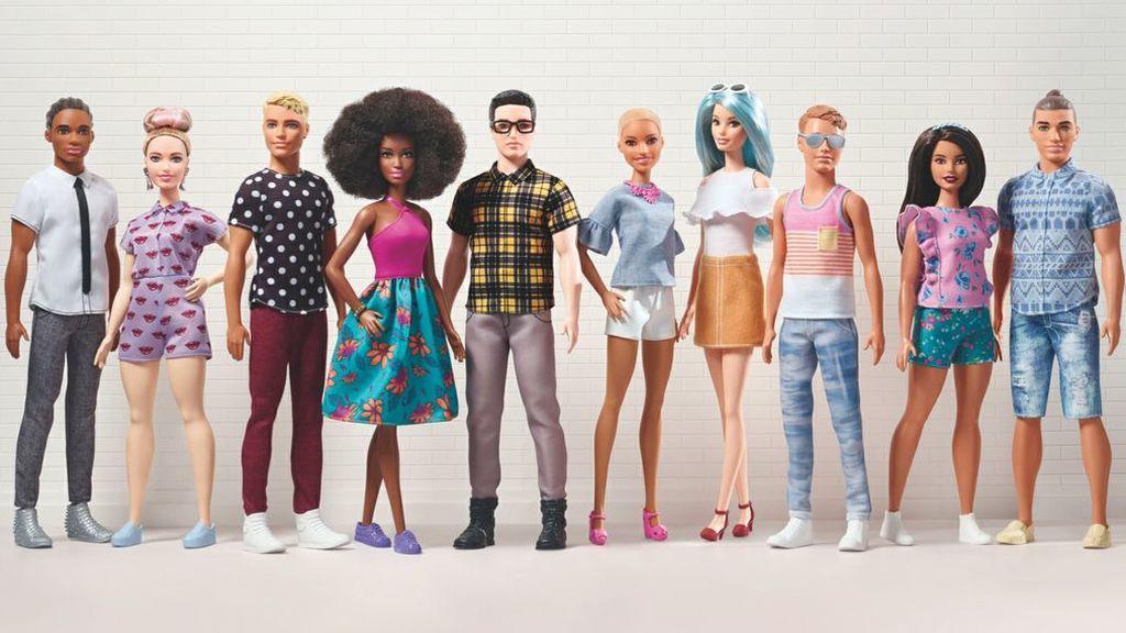 barbie ken diversidad