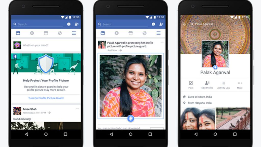 Facebook, foto perfil Facebook