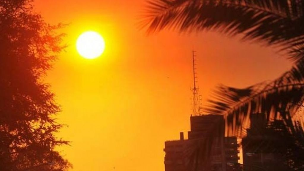 EL TIEMPO HOY - Calor 1