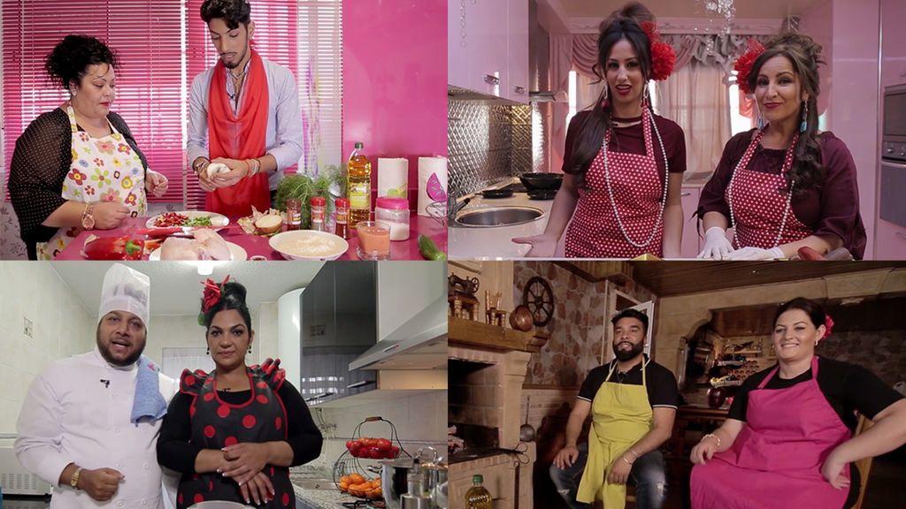 ¡Ya puedes votar a tu Gipsy Chef de vanguardia preferido!