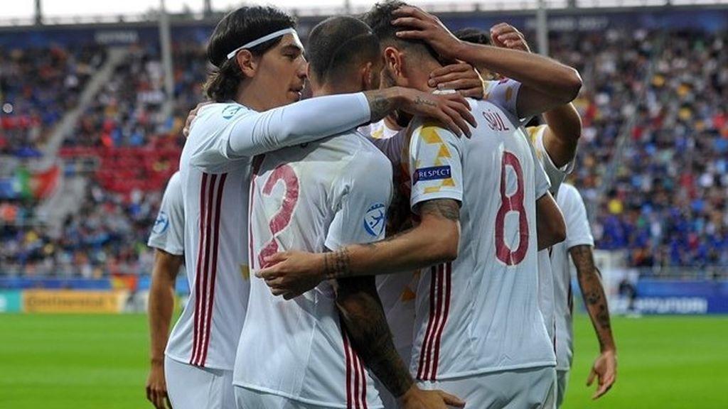 España busca el pleno de victorias ante Serbia este viernes a las 20:45h en Cuatro