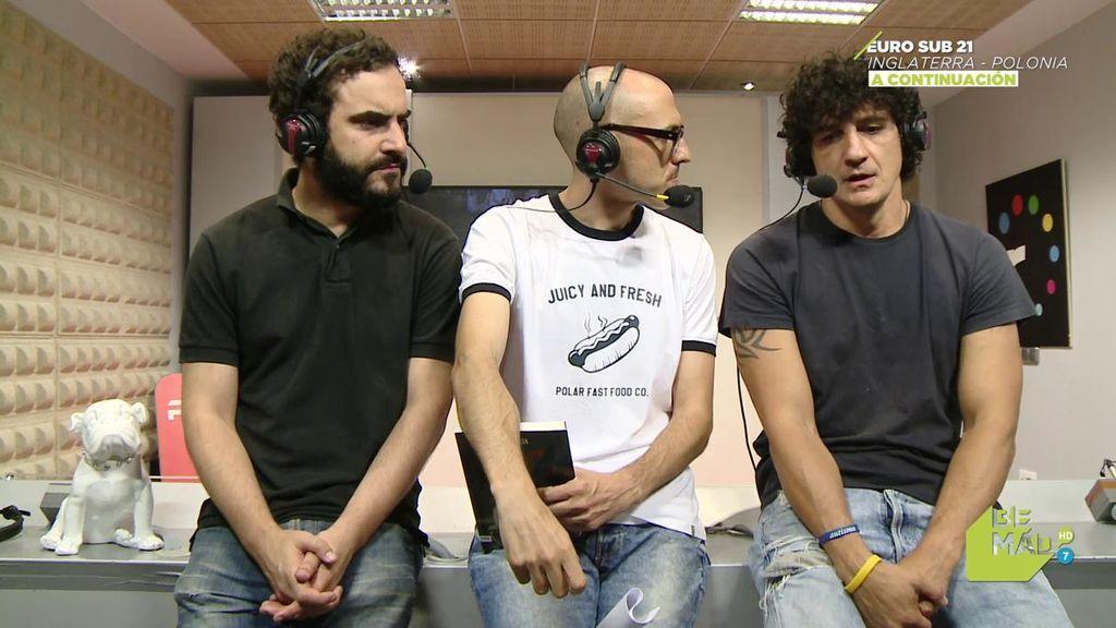 """Jero García, 'Hermano Mayor', destaca a Asensio como estrella de la Sub-21 """"aunque no tenga sangre rojiblanca"""""""