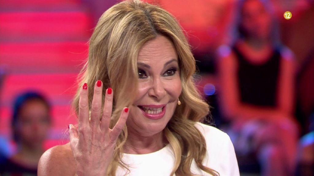 Ana Obregón desvela quién le presentó a Lequio en 'All you need is love... o no'