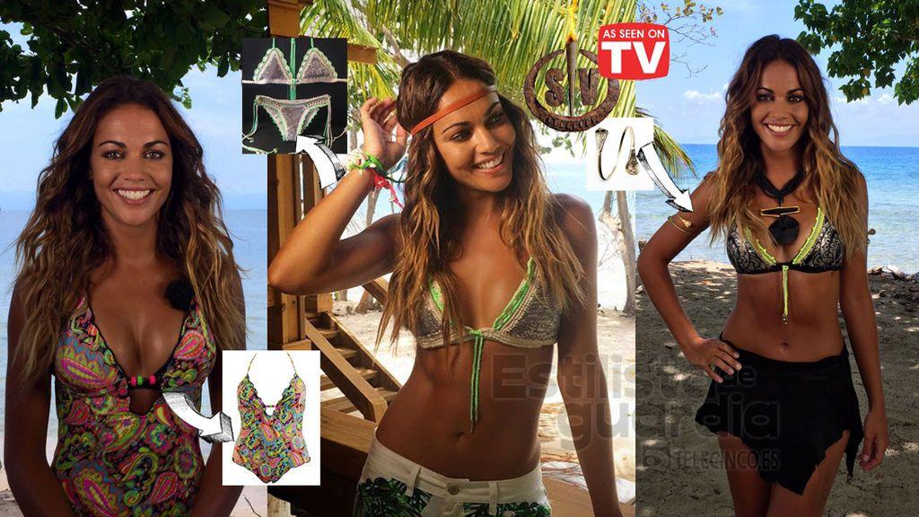 Lara Álvarez y sus bikinis (Parte II)