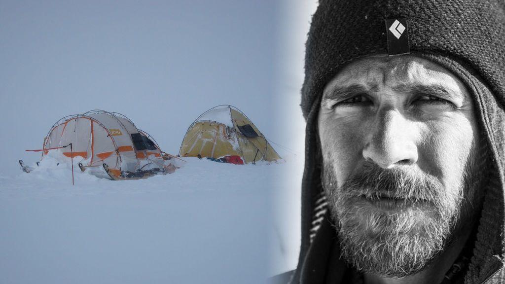 ¿Cómo ducharse en mitad de una expedición en el hielo?