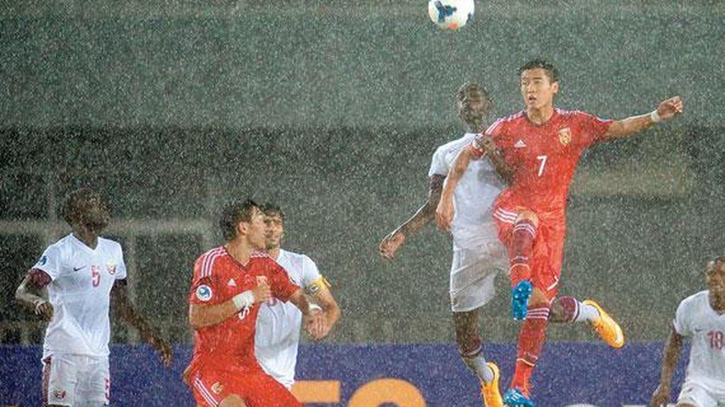 La Sub-20 de China jugará... ¡en la cuarta división de Alemania!