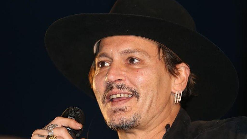 Johnny Depp la lía al bromear con matar a Donald Trump