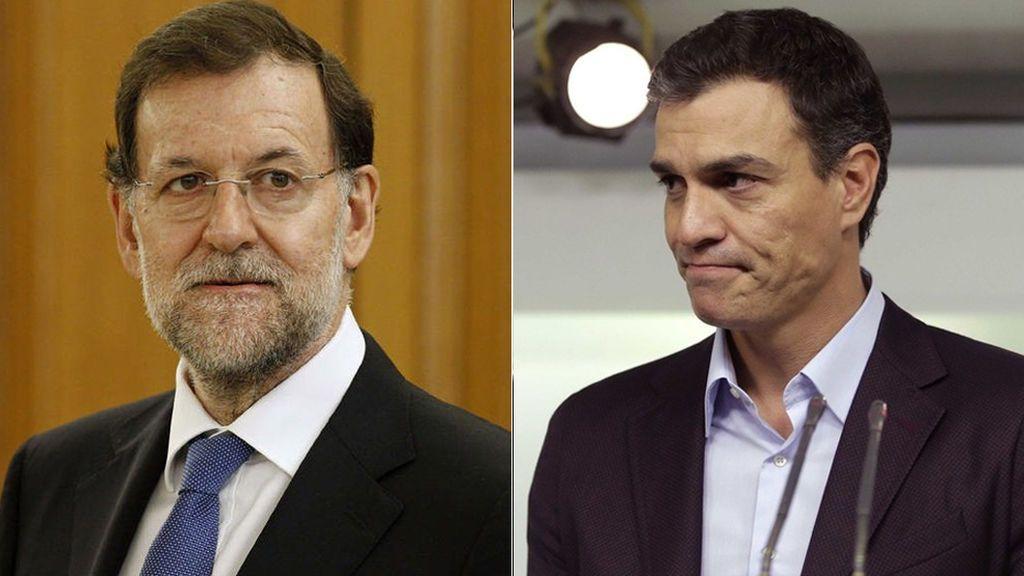 """Mariano Rajoy, dispuesto a hablar con Pedro Sánchez """"cuando lo desee"""""""