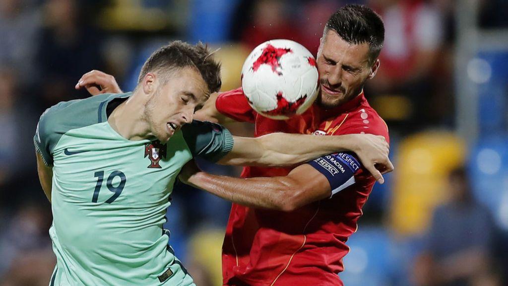 Euro Sub-21, grupo B: Macedonia - Portugal