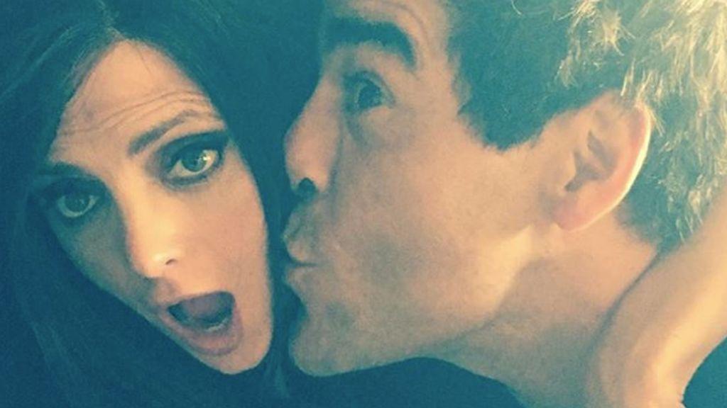 Los actores de 'LQSA' se despiden del rodaje de la décima temporada entre besos y mucho amor
